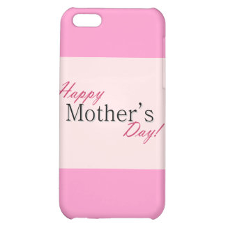 Happy mother day iPhone 5C case