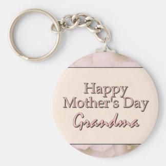 Happy Mother s Day Grandma Key Chains