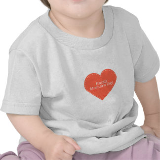 Happy Mother s Day Heart T-shirts