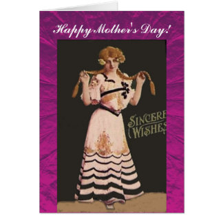 Happy Mother s Day My Vintage Lady Cards