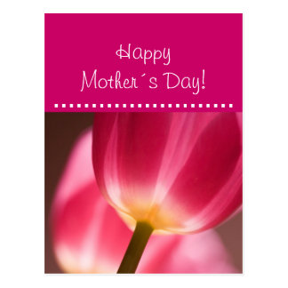 Happy Mother´s Day postcard