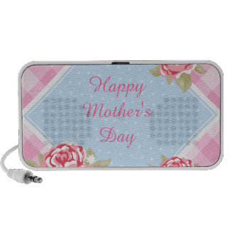 Happy Mother s Day Roses Travelling Speaker