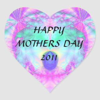 Happy Mothers Day 2011 Sticker
