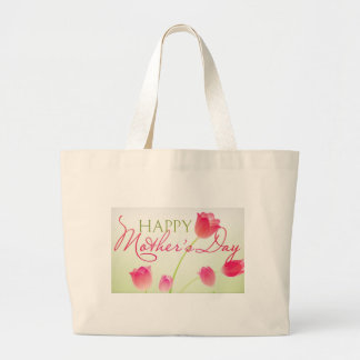Happy Mothers Day 2013 Large Tote Bag