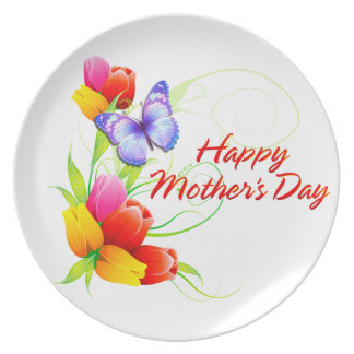 Happy Mother's Day 7 Plate