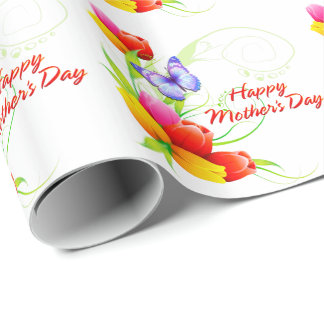 Happy Mother's Day 7  Wrapping Paper