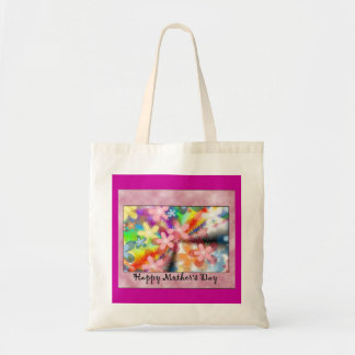 Happy Mother's Day Canvas Bag