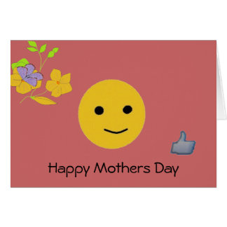 Happy Mothers day card..