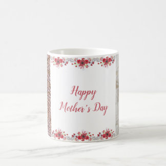 Happy Mother's Day Custom Photo Mug