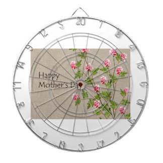 Happy Mothers Day Dartboard