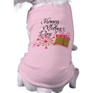 Happy Mother's Day Dog t-shirt