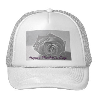 Happy Mother's Day - Essence of a Rose 3 Mesh Hats