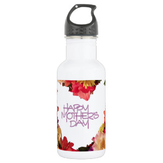 Happy Mothers Day , Hapy Mother's Day May 12th 532 Ml Water Bottle