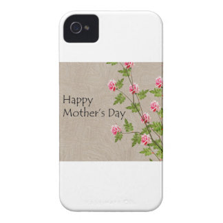 Happy Mothers Day iPhone 4 Case-Mate Case