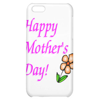 Happy Mothers Day iPhone 5C Covers