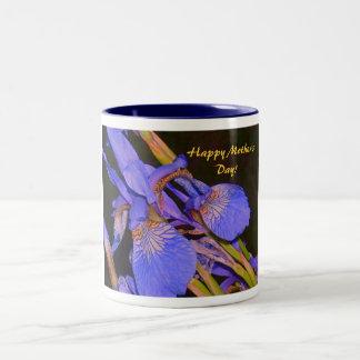 Happy Mother's, Day!-Iris Design Mug
