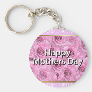 Happy Mother's Day Key Ring