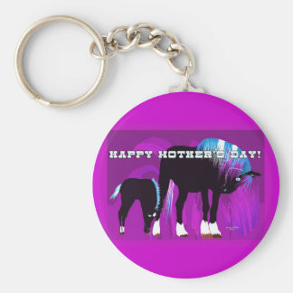Happy Mothers Day Key Chain
