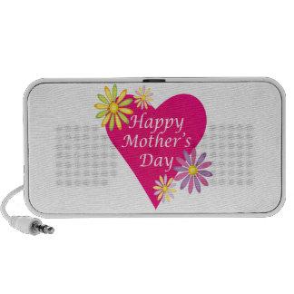 Happy Mothers Day Laptop Speakers