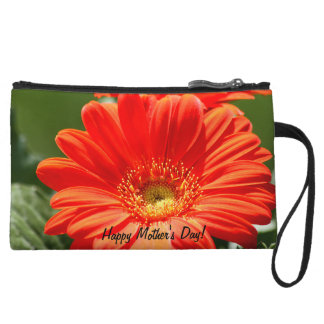 Happy Mother's Day Mini Clutch Bag Wristlets