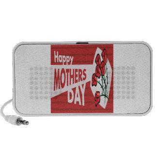 Happy Mothers Day Notebook Speaker