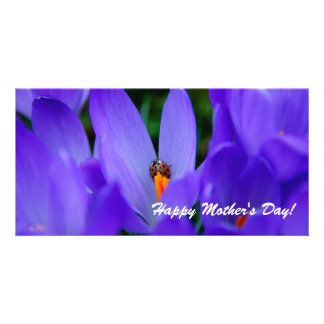 Happy Mother's Day Photo Greeting Card
