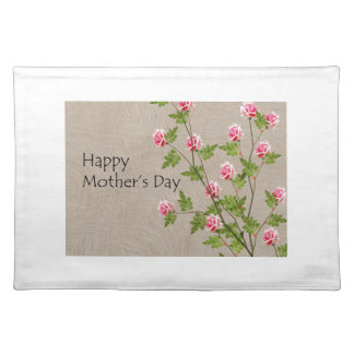Happy Mothers Day Placemat