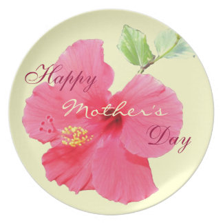 Happy Mother's Day Plate