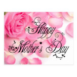 Happy Mothers Day Post Card