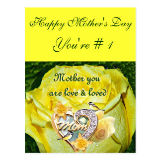 Happy Mother's Day_ Post Card