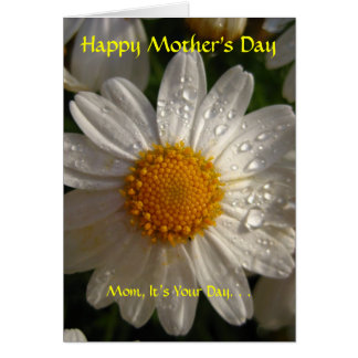 Happy Mother's Day, Sentimental Card