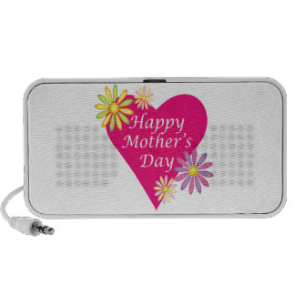 Happy Mothers Day Notebook Speakers