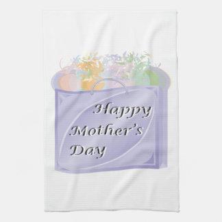 Happy Mothers Day Tea Towel