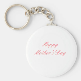 Happy Mother's Day The MUSEUM Zazzle Gifts Keychains