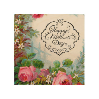Happy Mother's Day Wood Wall Art