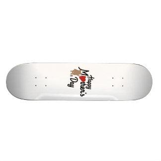 Happy Mothers day Zg6w3 Custom Skate Board