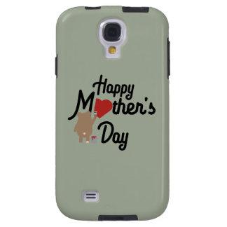 Happy Mothers day Zg6w3 Galaxy S4 Case