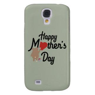 Happy Mothers day Zg6w3 Samsung Galaxy S4 Case