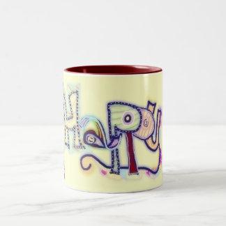 Happy ~ mug