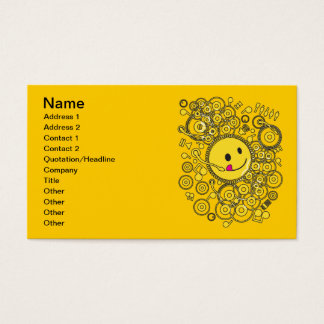 Happy_Music Business Card