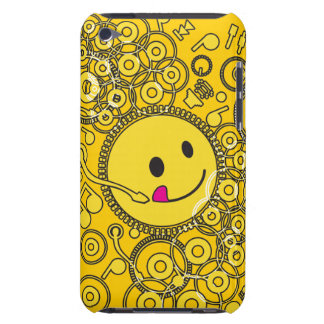 Happy_Music Case-Mate iPod Touch Case