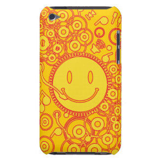 Happy_Music iPod Touch Case-Mate Case