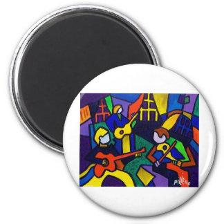 Happy Music Magnet