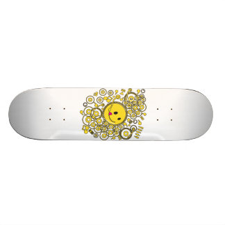 Happy_Music Skate Board Decks