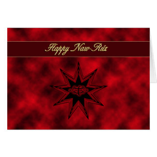 Happy Naw-Ruz Card