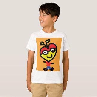 happy nerdy heart T-Shirt