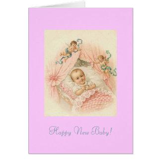 Happy New Baby! Card