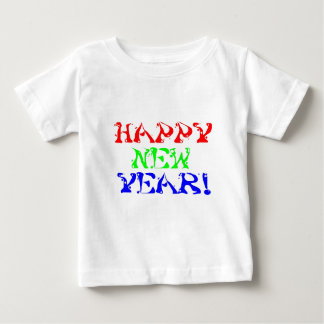 Happy New Year 1 Baby T-Shirt