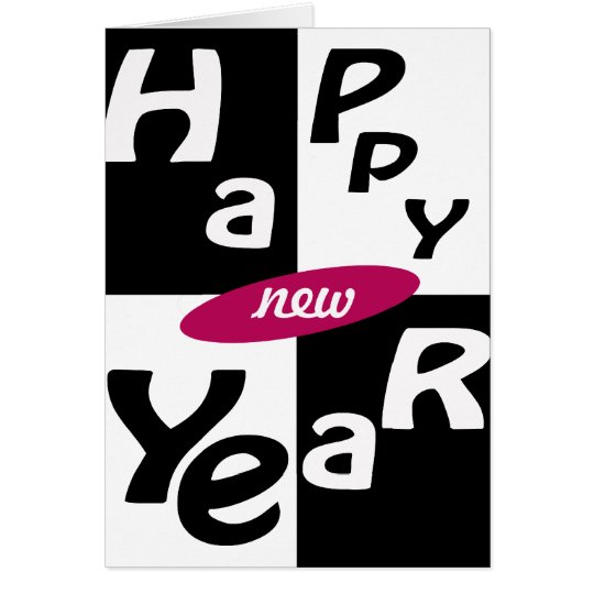 Happy New Year 2011 - Customised Card