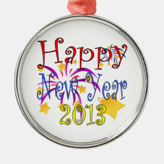Happy New Year 2013 Ornament